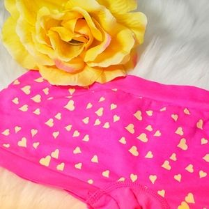 Intimates & Sleepwear - Pink & yellow boy short panties